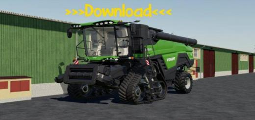 Photo of FS19 – Agco Ideal Nature Green V1