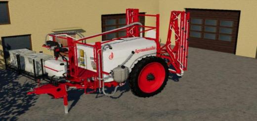 Photo of FS19 – Agromehanika 3500 V1