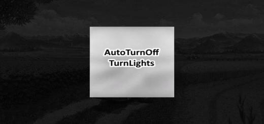 Photo of FS19 – Auto Turn Off Turn Lights V1