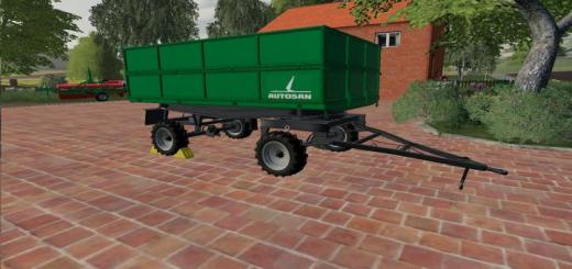 Photo of FS19 – Autosan D47 V1