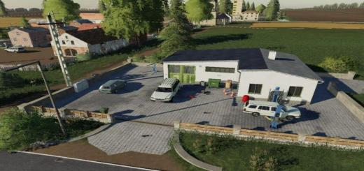 Photo of FS19 – Bagienice Map Final