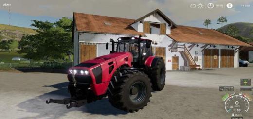 Photo of FS19 – Belarus 4522 Tractor V1.1