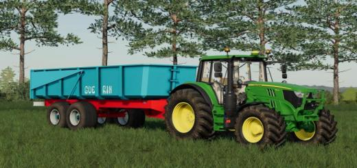 Photo of FS19 – Benne Guerin V1