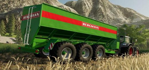 Photo of FS19 – Bergmann Gtw 430 V1