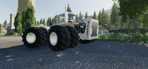 Photo of FS19 – Big Bud Extrem Tractor V1