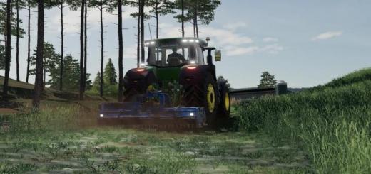 Photo of FS19 – Biobeltz Um 300 Forestry Mulcher V1