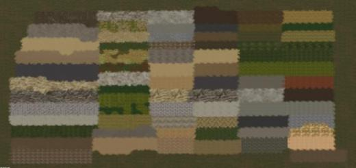 Photo of FS19 – Blank 4X Map With Most All Textures V1.1