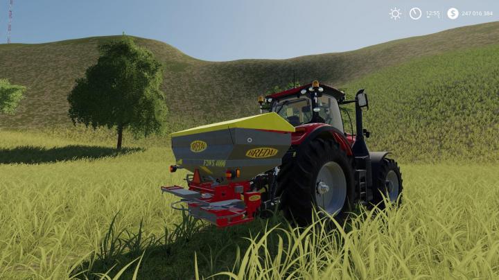 FS19 - Bredal F2Ws 4000 V1