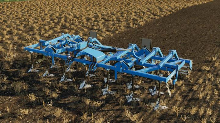 FS19 - Bvt T-Rex Cultivator V1 - Farming Simulator 19 Mods Place