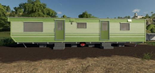 Photo of FS19 – Caravan Farmhouse V1