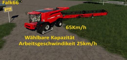 Photo of FS19 – Case Axial 9240 With Capacity Option And Working Speed 25Km/h V1