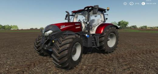 Photo of FS19 – Case Ih Maxxum V1