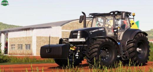 Photo of FS19 – Case Puma 200 Tractor V1.1