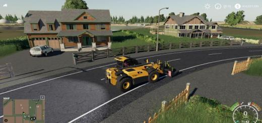 Photo of FS19 – Cat Telehandler V1