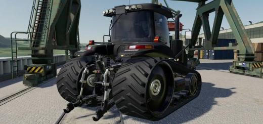Photo of FS19 – Challenger Mt700E Stealth V1