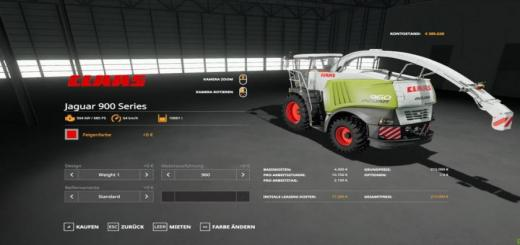 Photo of FS19 – Claas Jaguar 900 Series Beta