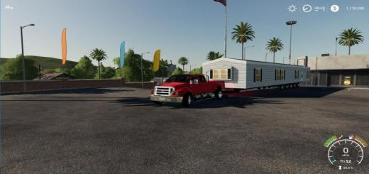 Photo of FS19 – Clayton Mobile Home V1