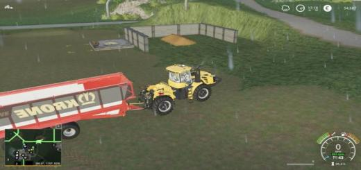 Photo of FS19 – Cow Pasture Open With No Clean V1