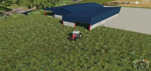 Photo of FS19 – Dairy Barn V1