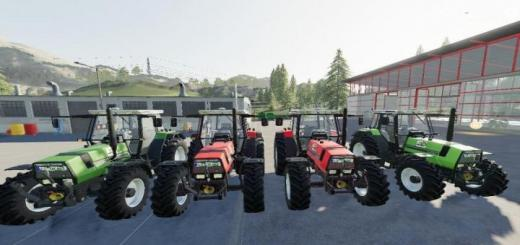 Photo of FS19 – Deutz Agrostar 6.61 Color Edition Tractor V2