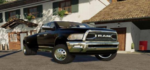 Photo of FS19 – Dodge Ram 3500 Dually V1
