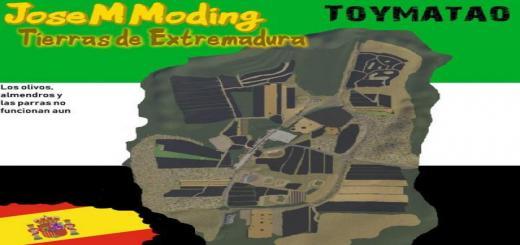 Photo of FS19 – Extremadura Lander Map V1