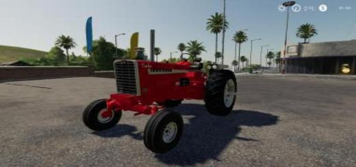 Photo of FS19 – Farmall 1206 Turbo Diesel V1.1