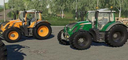Photo of FS19 – [Fbm Team] Fendt Vario 700 V1