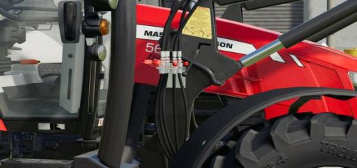 Photo of FS19 – [Fbm Team] Hydraulic Connections For Stoll Super V1