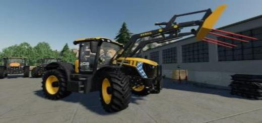 Photo of FS19 – [Fbm Team] Jcb Fastrac 4000 V2