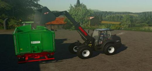 Photo of FS19 – [Fbm Team] Manitou Mlat 533 Update V1.0.4