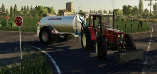 Photo of FS19 – [Fbm Team] Slurry Tanker Set 9000 Liters V1