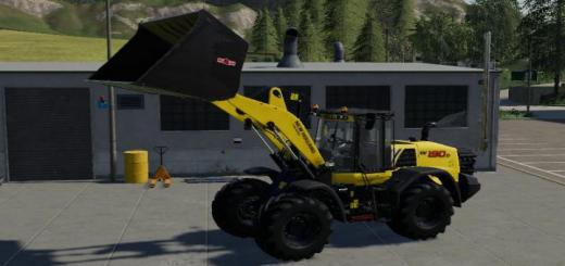 Photo of FS19 – [Fbm Team] Wheel Loader Attachments Large V1