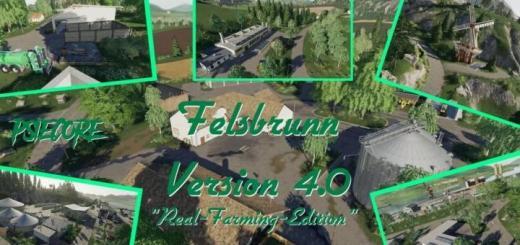 Photo of FS19 – Felsbrunn Map V4 – Real Farming Edition