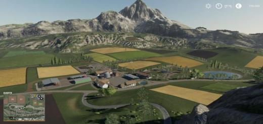 Photo of FS19 – Felsental Map V1.1