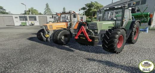 Photo of FS19 – Fendt 500 Favorit Tractor