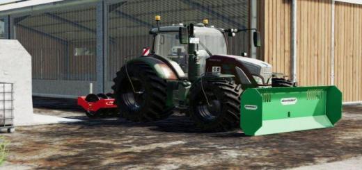 Photo of FS19 – Fendt 700 Vario Tractor V1