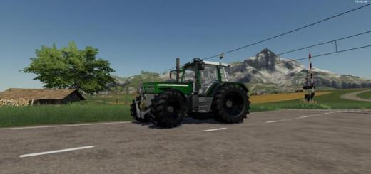 Photo of FS19 – Fendt Favorit 500C (New Sound) V1