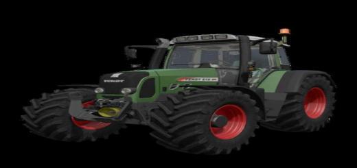 Photo of FS19 – Fendt Vario 800 Tractor V3.0.0.9