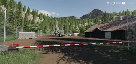 Photo of FS19 – Fenton Forest Map V1
