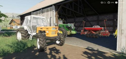 Photo of FS19 – Fiat 1100 Dt Tractor V1