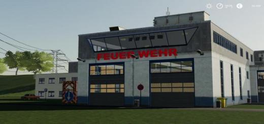Photo of FS19 – Fire Station Completely New Construction V1