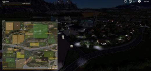 Photo of FS19 – Flusstal V2.0.0.4 Secret Roads Courseplay Parzival