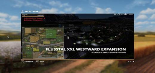 Photo of FS19 – Flusstal Xxl English V2.0.0.4 Log Sales