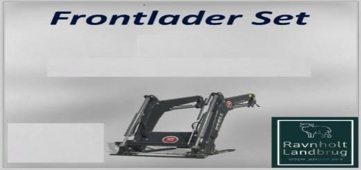 Photo of FS19 – Frontloader Set Beta V0.0.0.2