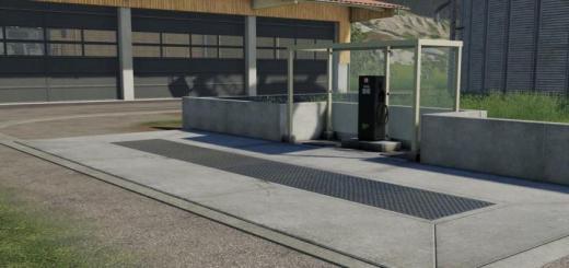 Photo of FS19 – Fuel Station V1