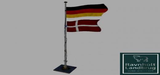 Photo of FS19 – Germany Over Denmark Flag Beta
