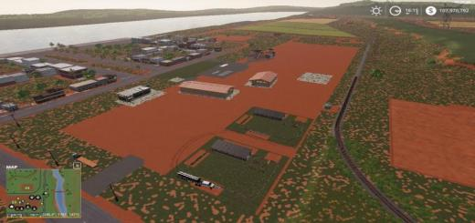 Photo of FS19 – Green Pastures (Savegame) V1
