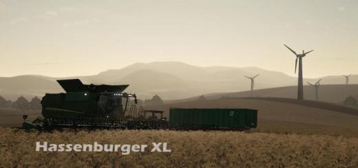 Photo of FS19 – Hassenburger Xl V1