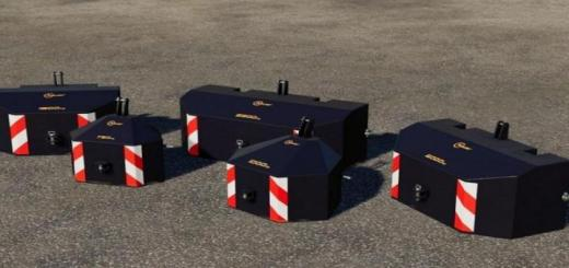 Photo of FS19 – Hauer Weights V1
